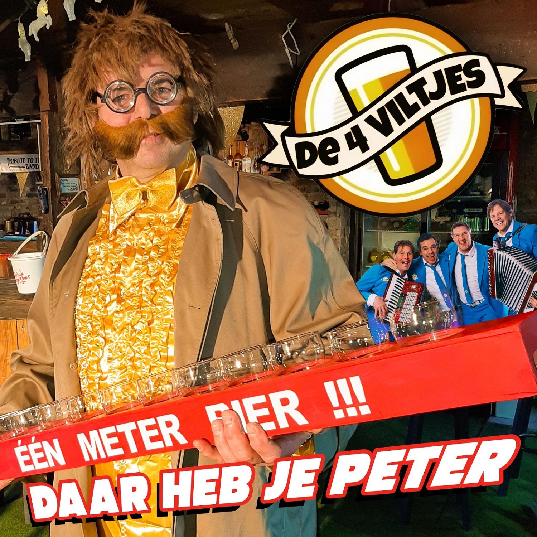 De Vier Viltjes - Daar Heb Je Peter