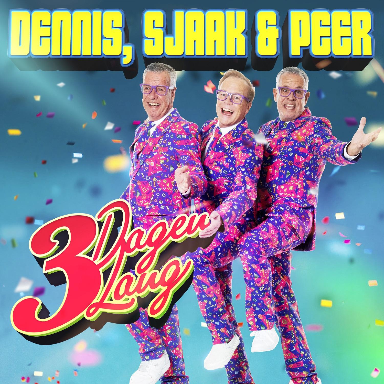 Dennis Jones Sjaak & Peer - Drie Dagen Lang