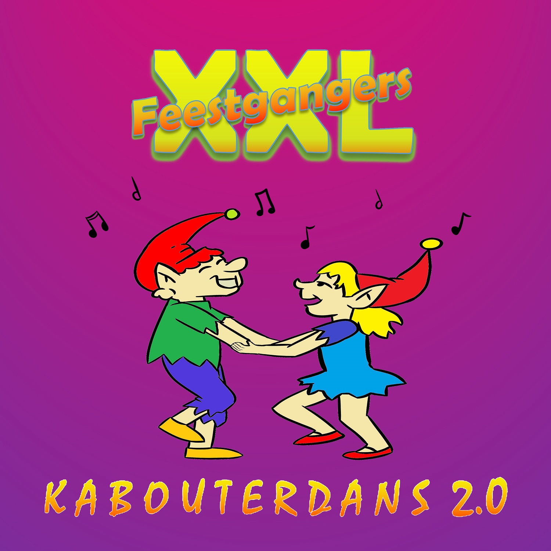 Feestgangers XXL - Kabouterdans 2.0