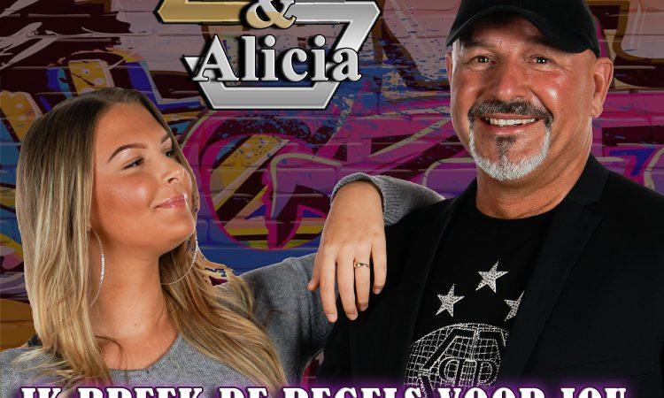 Hans Snoek & Alicia - Ik Breek De Regels Voor Jou
