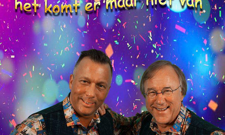 Ruud & Rudy Kokke - Het Komt Er Maar Niet Van
