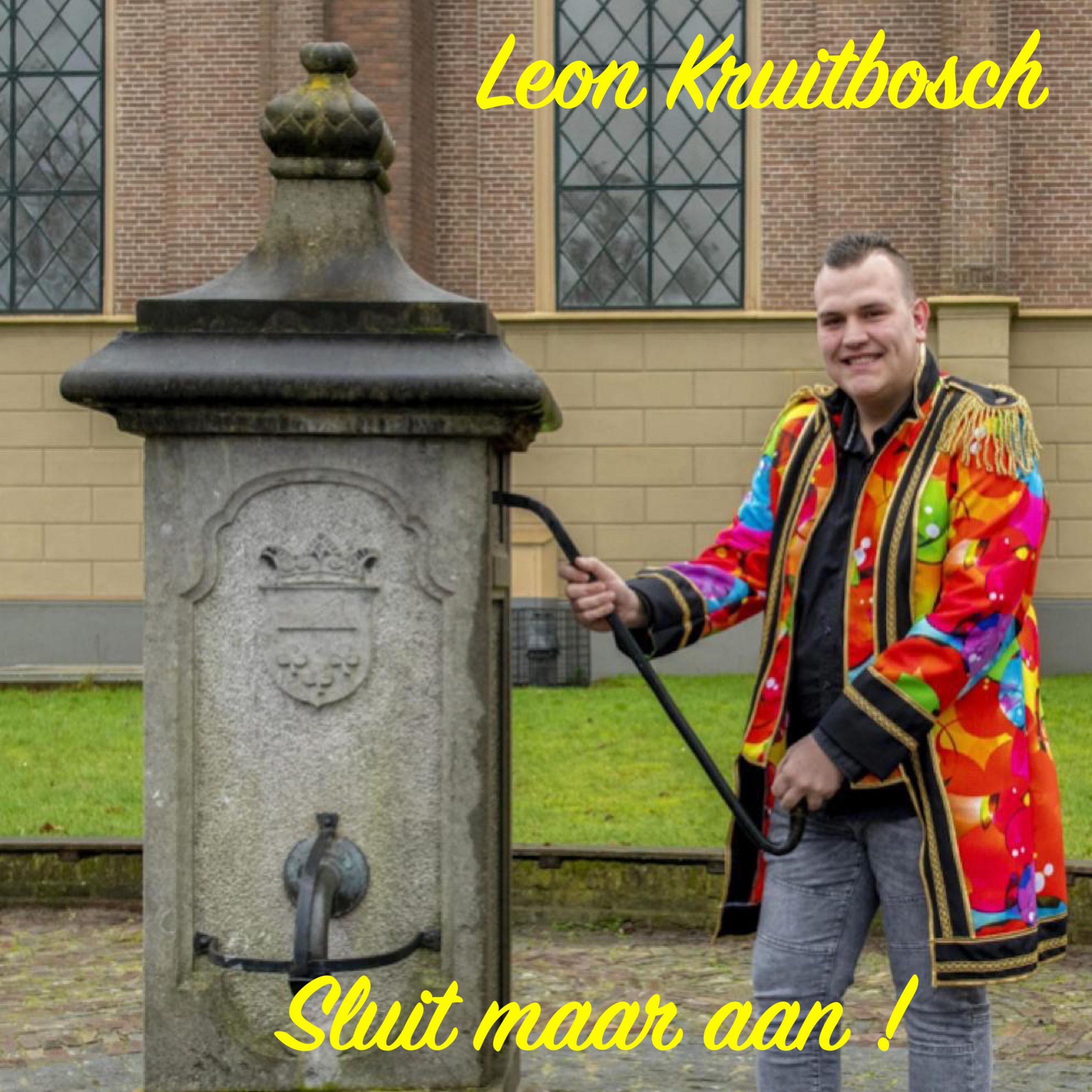 Leon Kruitbosch-Sluit maar aan!