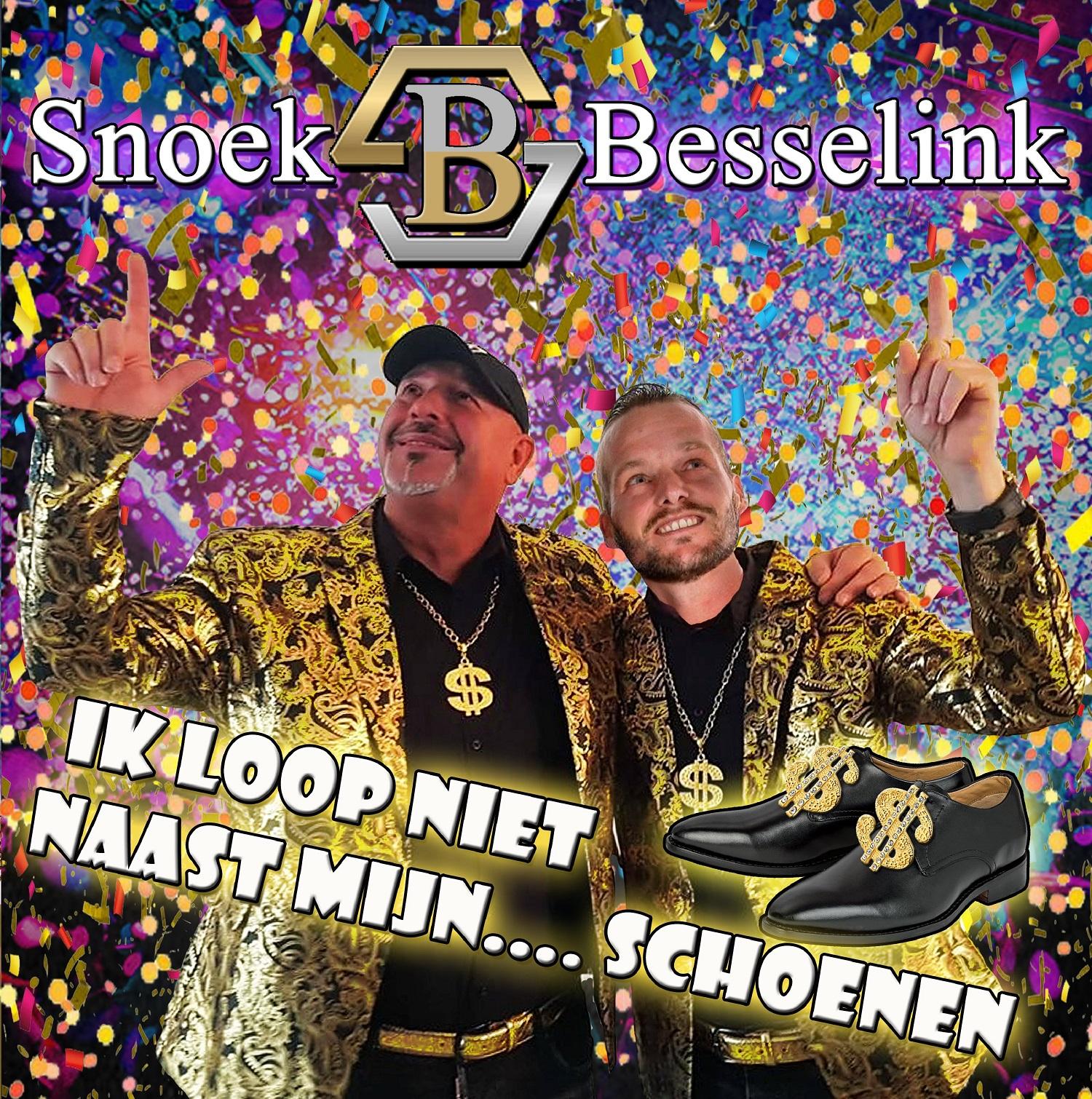 Snoek & Besselink - Ik Loop Niet Naast Mijn Schoenen