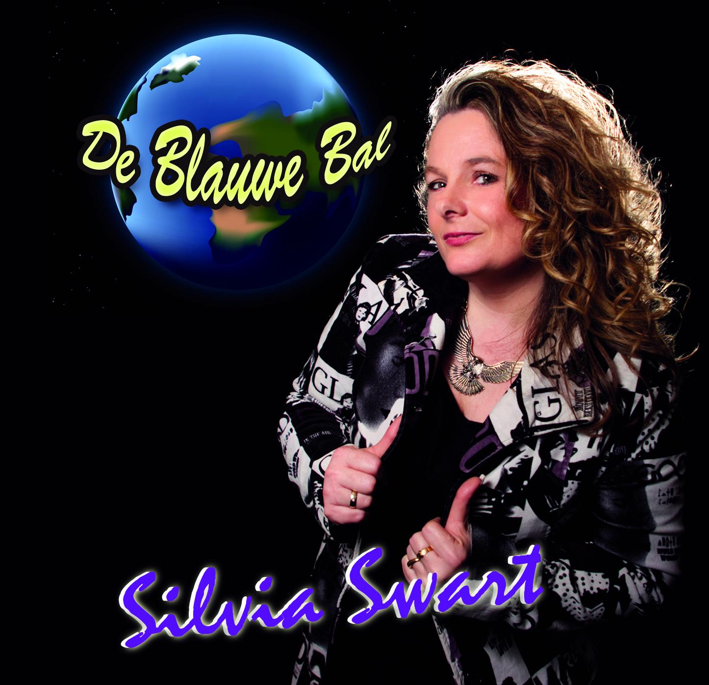 De Blauwe Bal - Silvia Swart