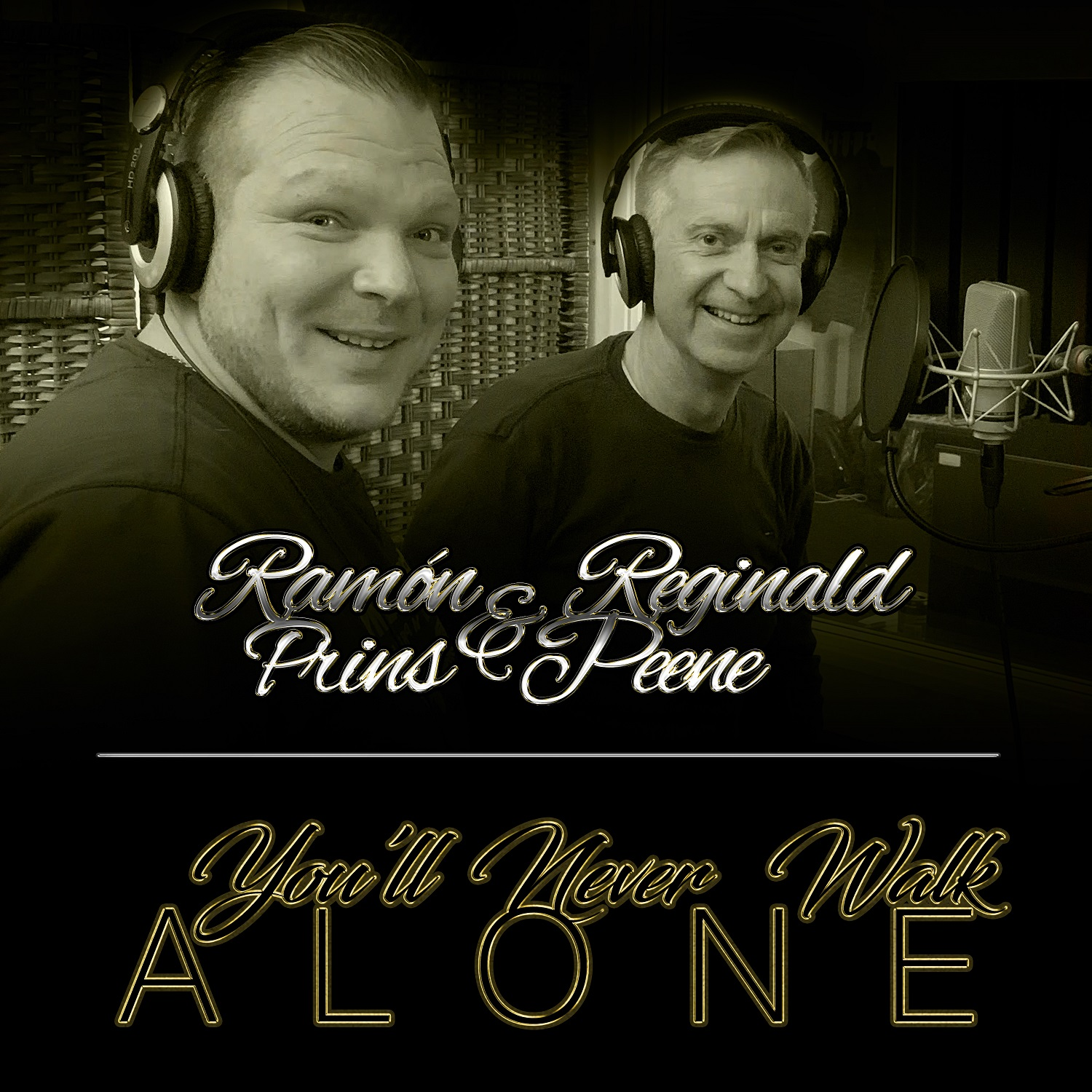 RAMON PRINS & REGINALD PEENE - You'll Never Walk Alone