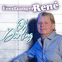 Feestzanger René lanceert remake van 'Oh Darling