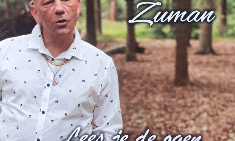 Hannes Zuman - Lees je de ogen van een vrouw